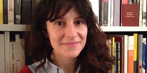 Maria  Palacios Cruz