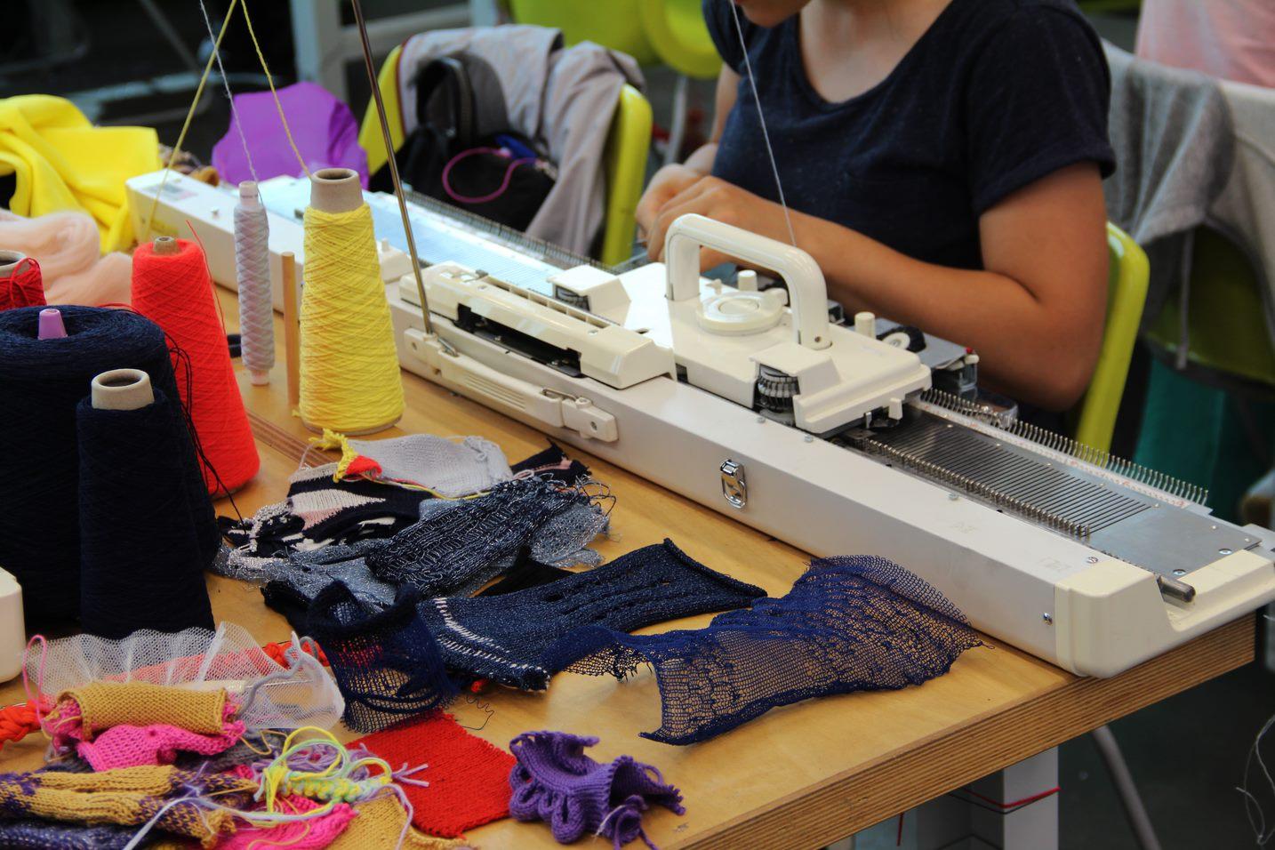 Knitwear For Fashion - Beginners