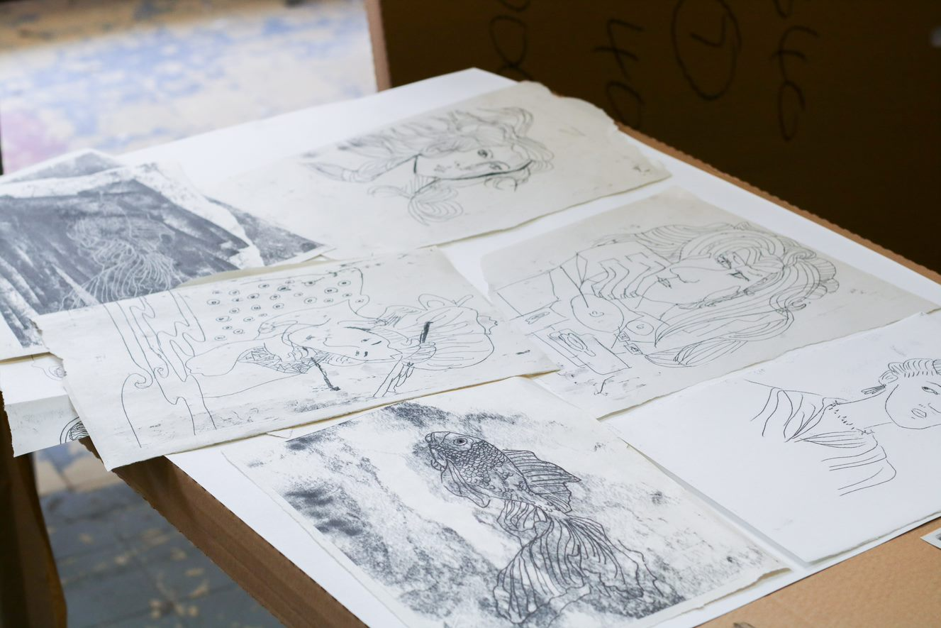 Portfolio Preparation for Art College 16 to 18 Year Olds
