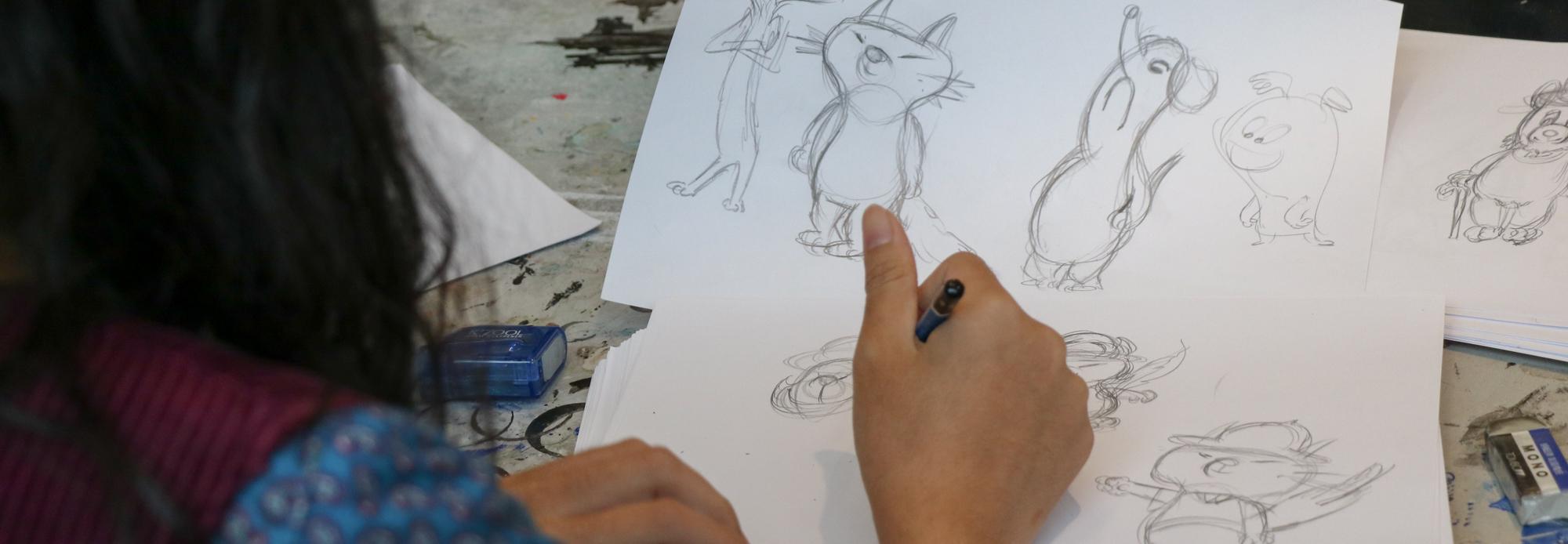 Cartoon Animation Short Course