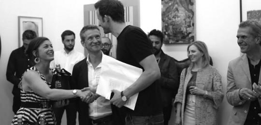 Conté à Paris Drawing Prize