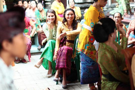 Stacy Stube in Bali