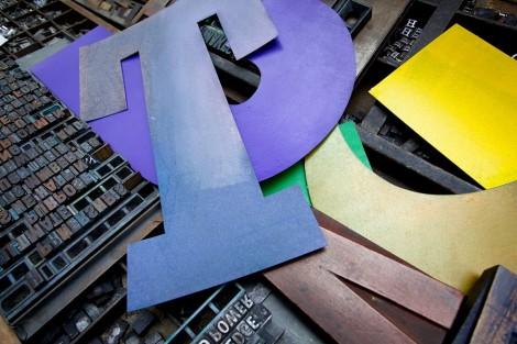monotype type image