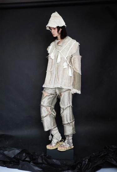 Renli Su, MA Fashoin Design Technology: Womenswear.