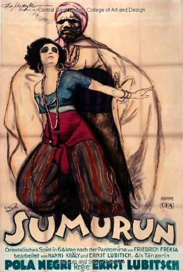 Sumurun (released in USA as One Arabian Night), 1920