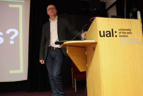 Simon Redfern lecture