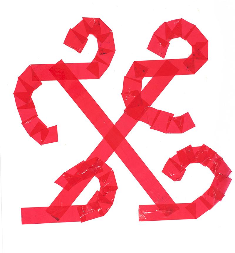 Letter X Particitype Open House 2015