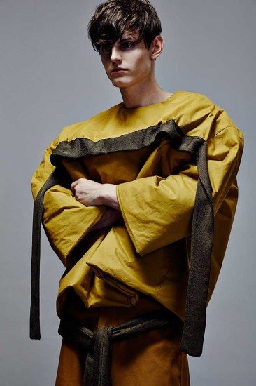 Image credit: Womenswear by Jay Biscarra, BA (hons) Fashion Design and Development Textiles and Millinery by Giverney - Grace Volrath, BA Fashion Textiles: Embroidery  Photographer: James Rees , Creative Direction: Rob Phillips, Hair: Ezana Ové, Beauty: Kirsty Gaston