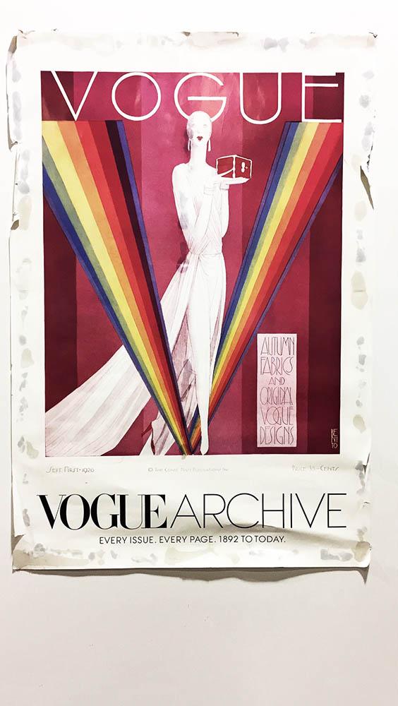 Vogue archive.