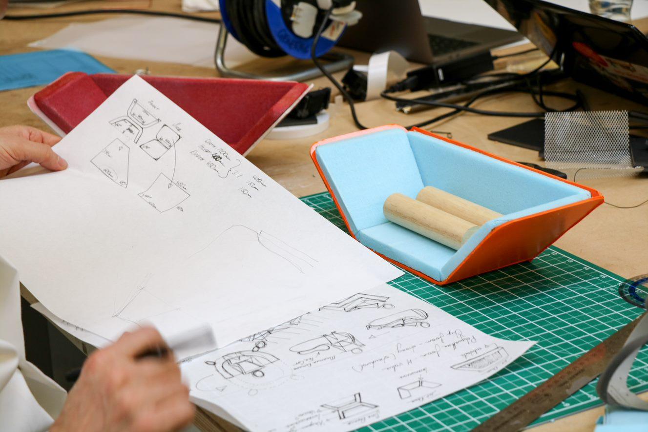 Furniture Design - Beginners Summer School