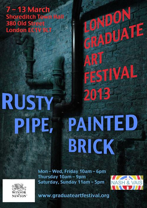 London Graduate Art Festival 2013