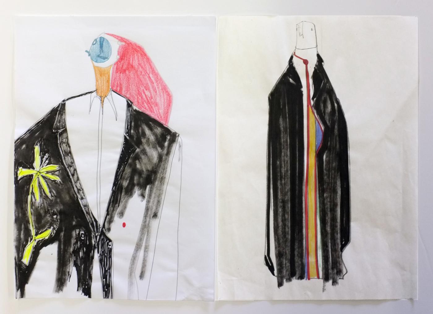 Charles Jeffrey, MA Fashion Womenswear