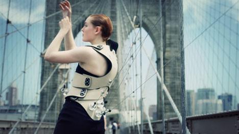 Di Mainstone's Human Harp project turns suspension bridges into musical instruments