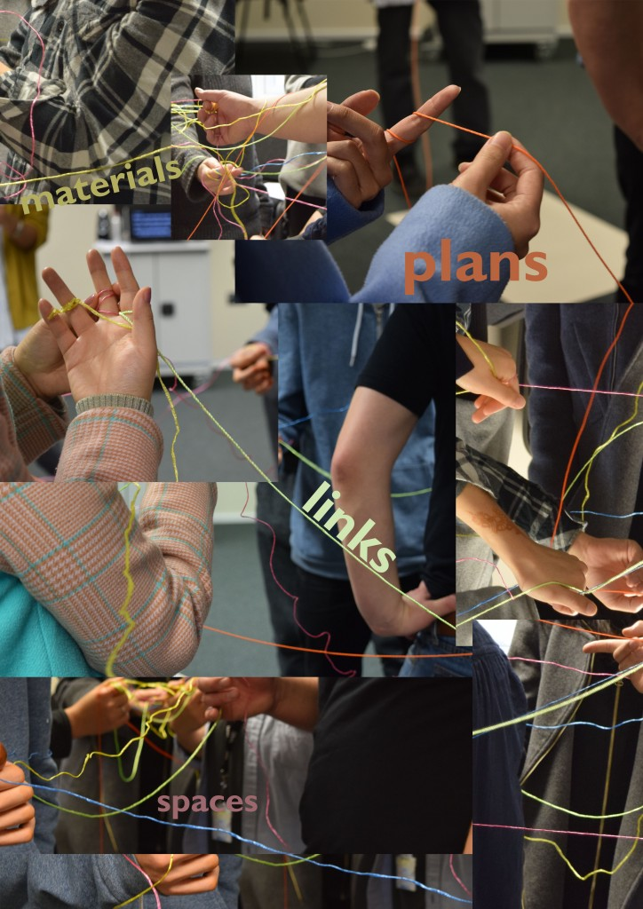 Images from MA Designer Maker Context Mapping - Bridget Harvey, PhD