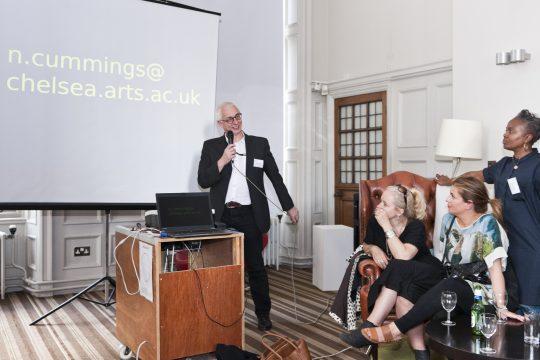 George Blacklock, Dean of Chelsea College of Arts