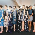 Michael van der Ham SS15, backstage (© Kensington Leverne, British Fashion Council)