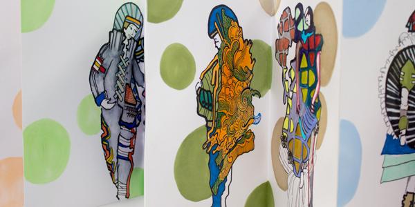 Isabelle Mapa - Origins II Exhibition