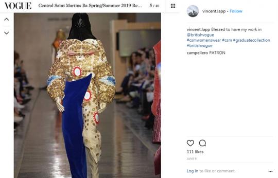 Instagram Vincent Lapp