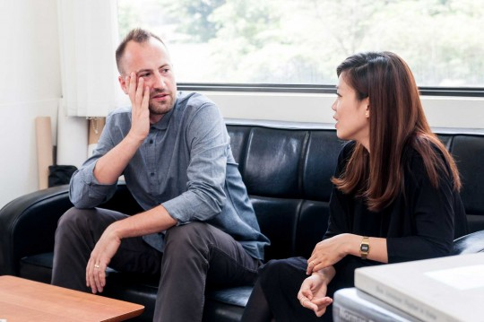 Felix von Bomhard and Keira Yung-Wen Yang , Founders of By Associates