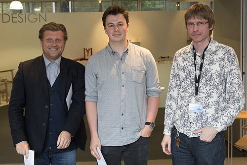 Prize winners 14 Alex Burgess