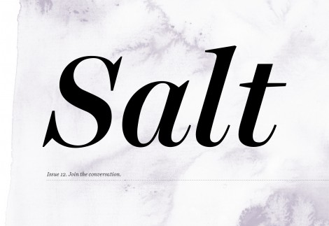 Salt is a weekly publication written to engage Londoners in conversation about faith in contemporary culture.