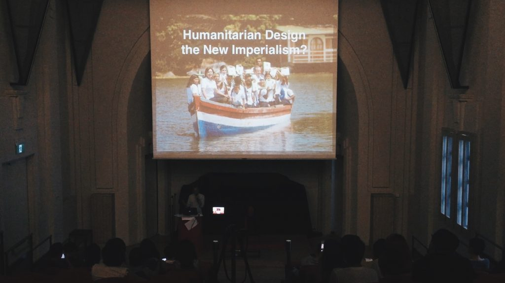 N.ZIQQ presents case studies on humanitarian design at Singapore Design Week
