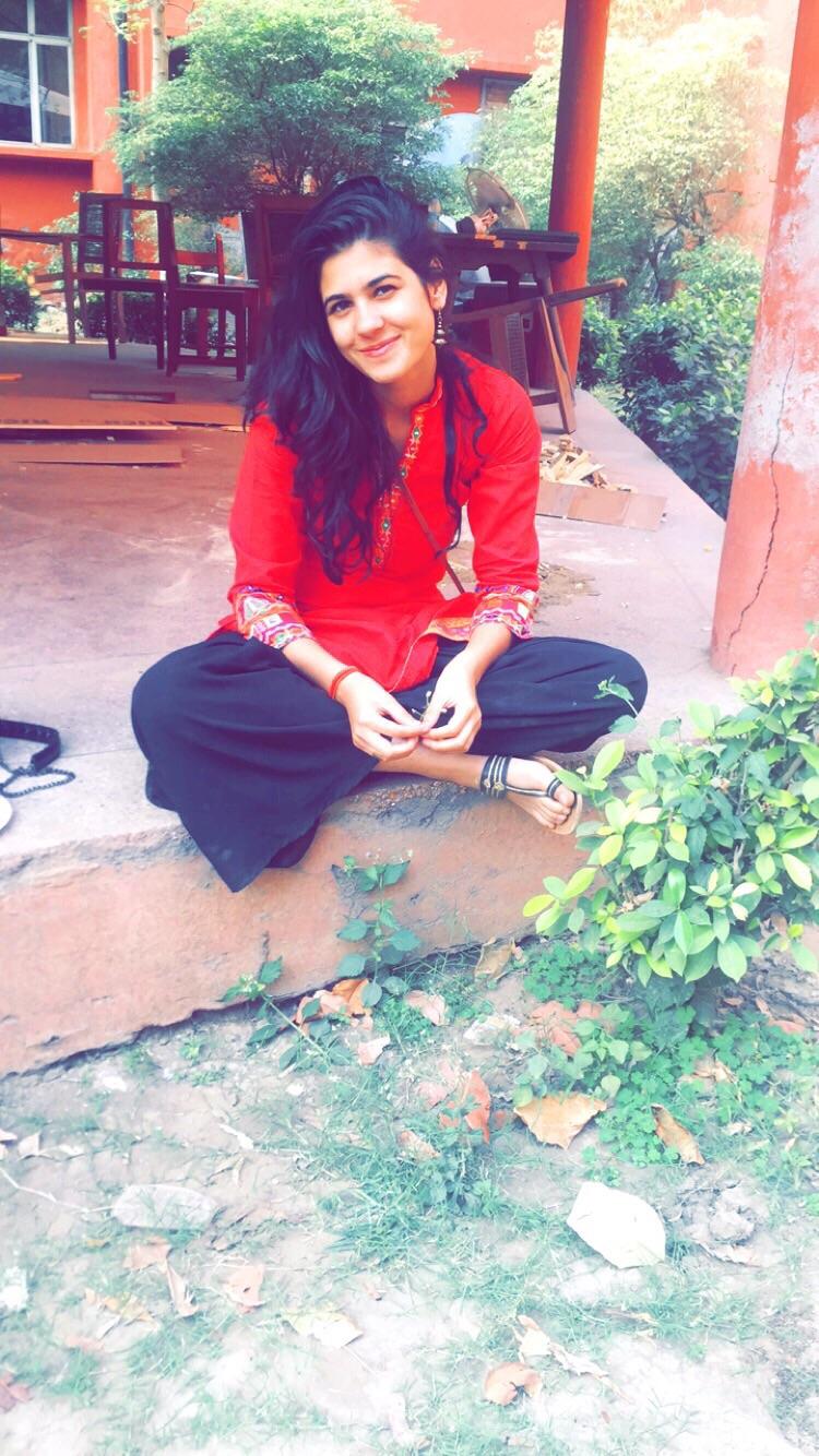 A photo of Aditi Kapur