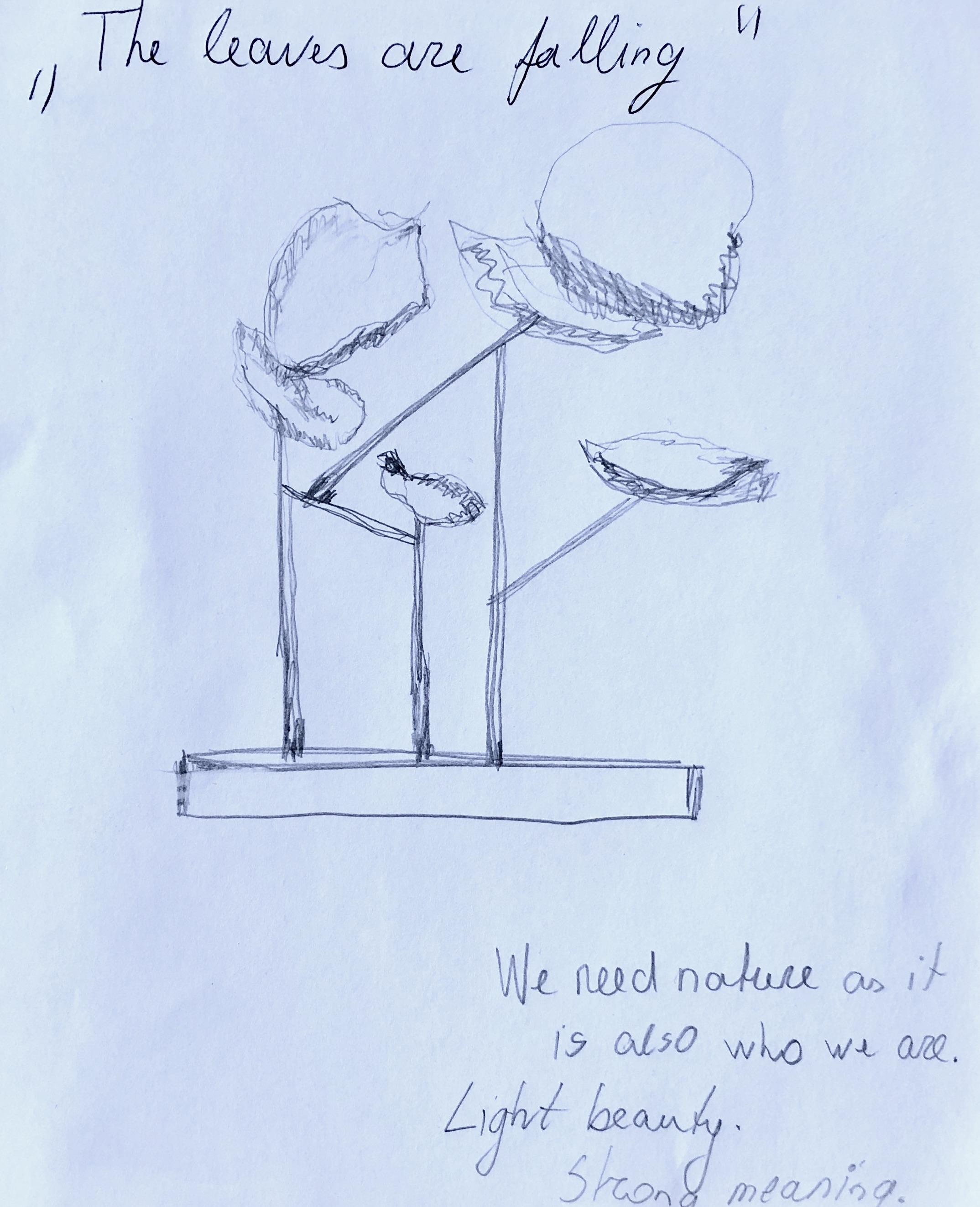 Work by Aurelija Verger for 3D model