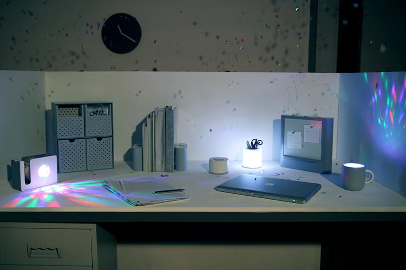 'Desktop Fireworks', Tomomi Sayuda, 2014.