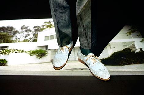 Work from Leonard Kahlcke, MA Fashion Footwear