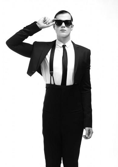Matteo Molinari: MA Fashion Design Technology Menswear Alumni