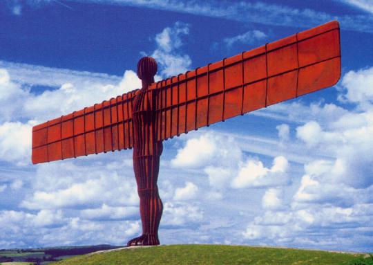 Antony Gormley's Angel of the North