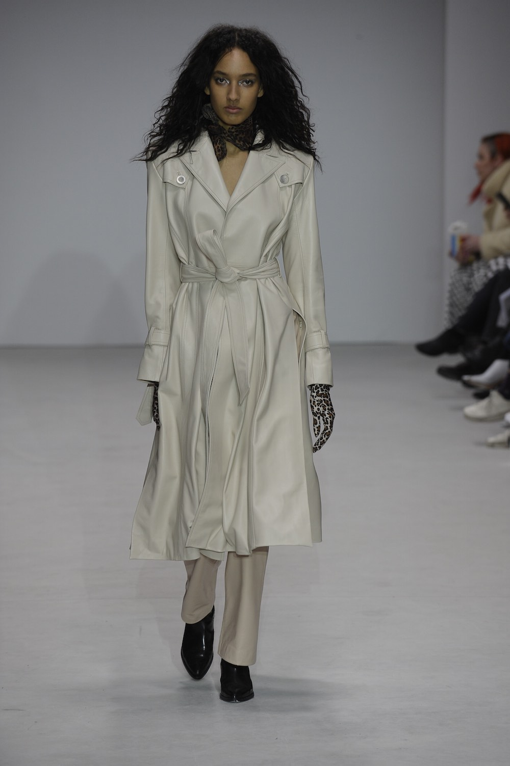 MA Fashion Design Technology Womenswear graduate Dmitry Gotsfrid. Image by Roger Dean.