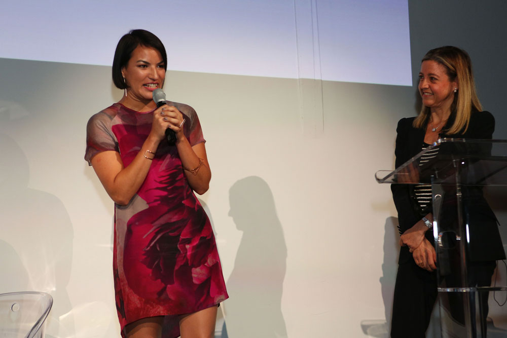 Kering Award winner Neliana Fuenmayor