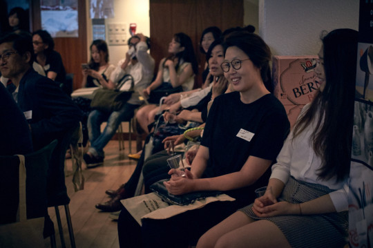 Korea event alumni