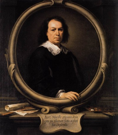 Bartolome Esteban Murillo, 'Self Portrait', 1670