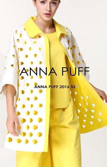 Anna Puff S/S Collection 2016