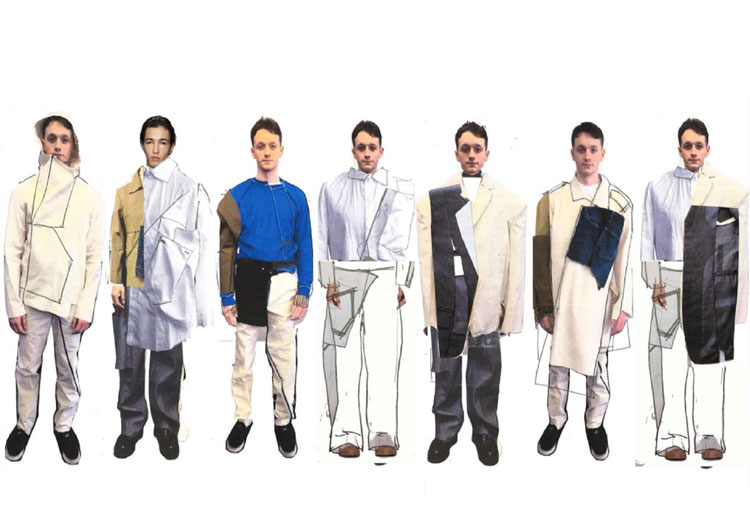 Design Students Win Fashion Matters Ba Final Collection And Research Awards London College Of Fashion