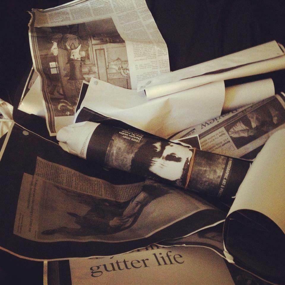 Sebastian Horsley - Press Cuttings