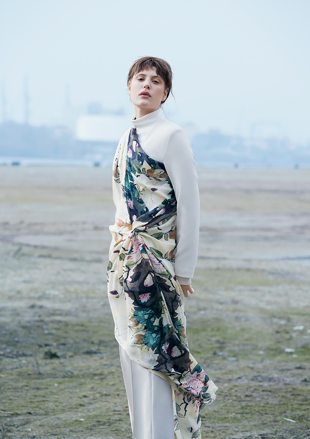 MA Fashion Photography Alumni Kári Sverriss graduated from LCF in 2014.