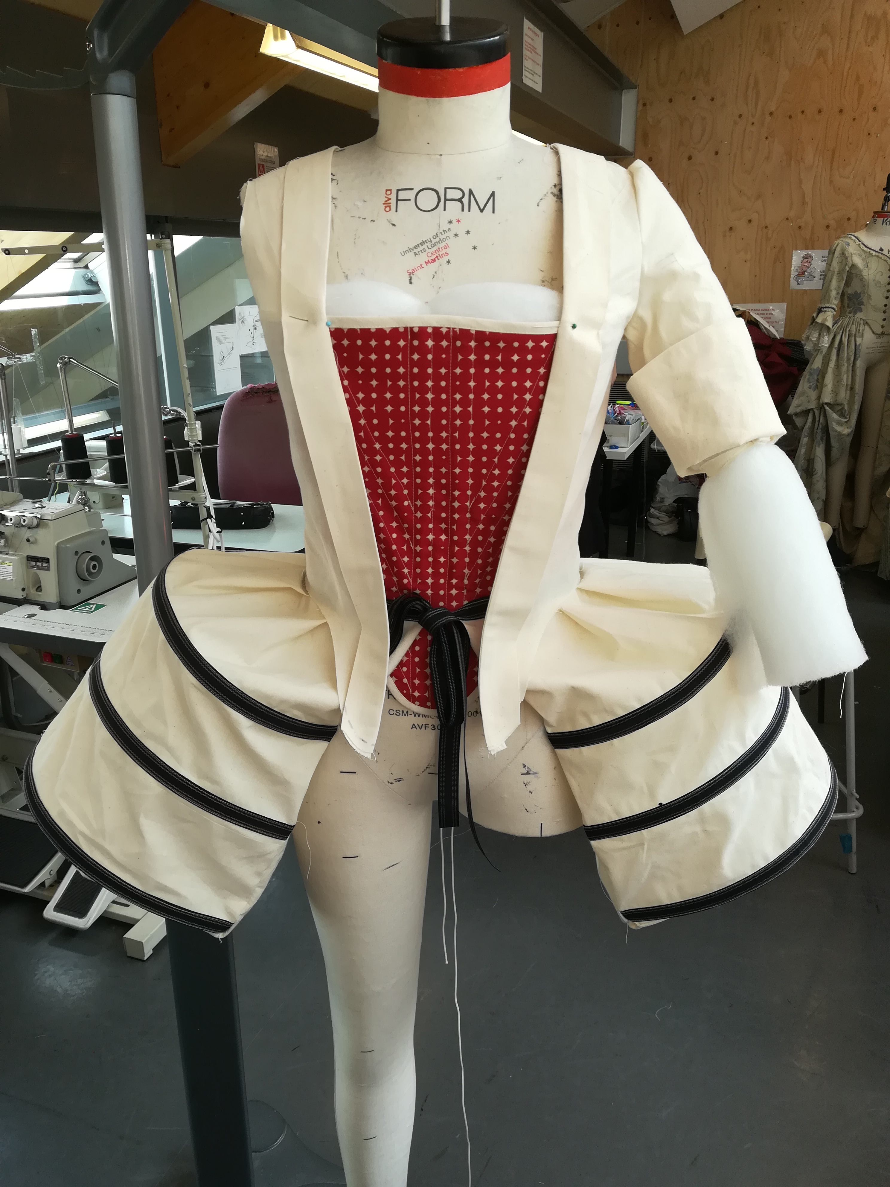 Student Stories Tamsin Balcanquall Costume Making Ual
