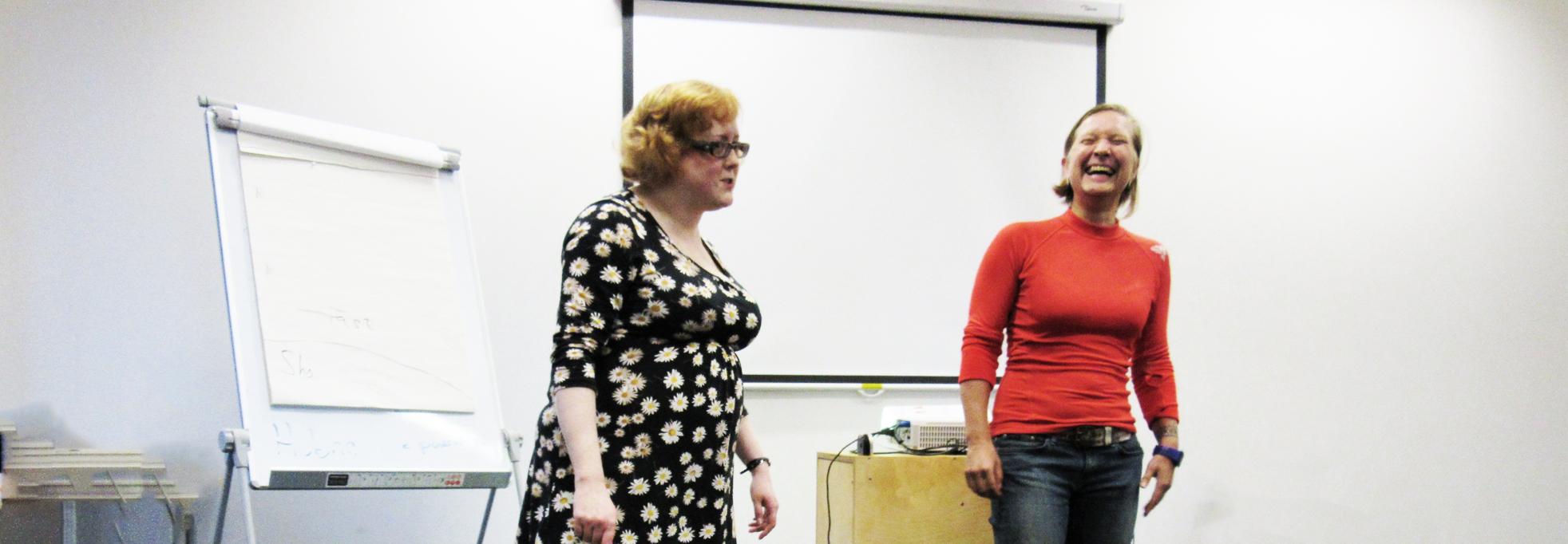 Presentation Skills For Creatives (Weekend)