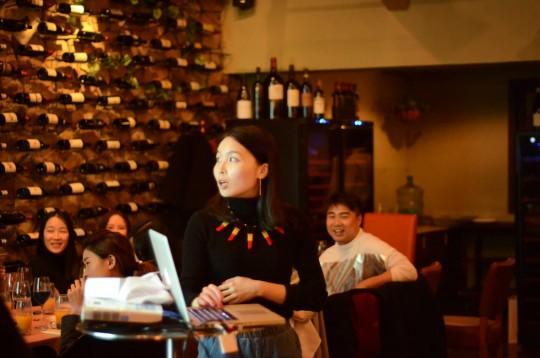 OOAK Concept Boutique founder Huang Lv (LCC)