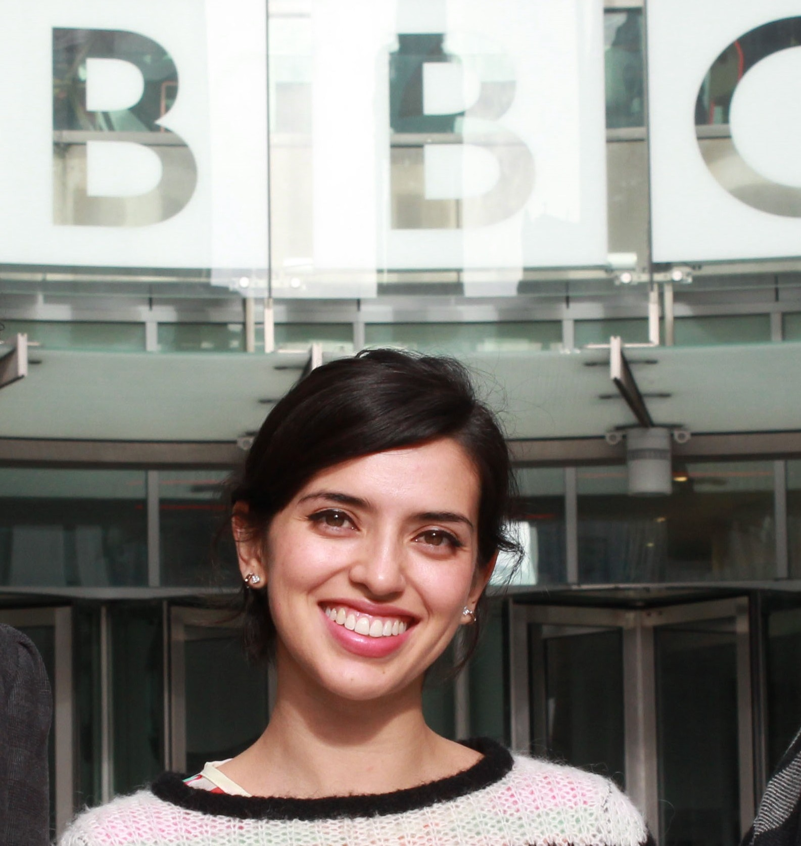 Ana © Hannah Robins/BBC