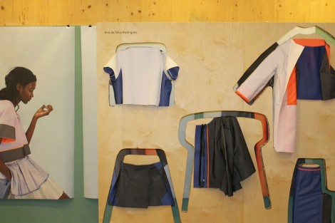 Work by Ana da Silva Rodrigues for Cultivating Style at the Garden Museum