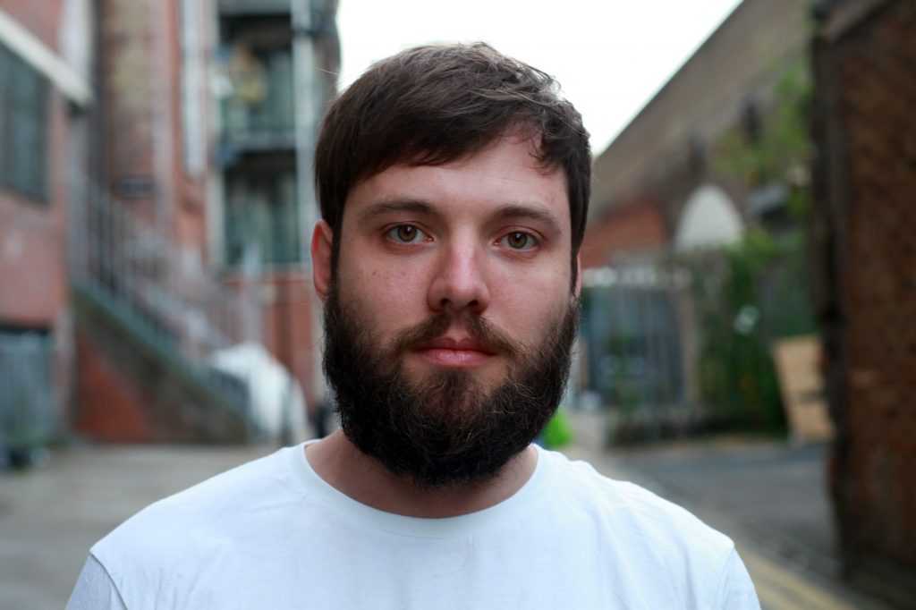 Max Thurlow, MA Documentary Film graduate and Grierson Award shortlistee.
