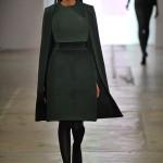 Yuliya Kyrpo, BA (Hons) Bespoke Tailoring and Haoxuan Li, BA (Hons) Fashion Textiles: Print. Photo: Rebecca Thomas.
