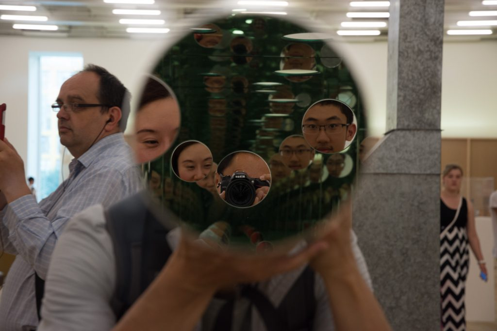 Museum life through the lens. Image by Kyun Ngui.