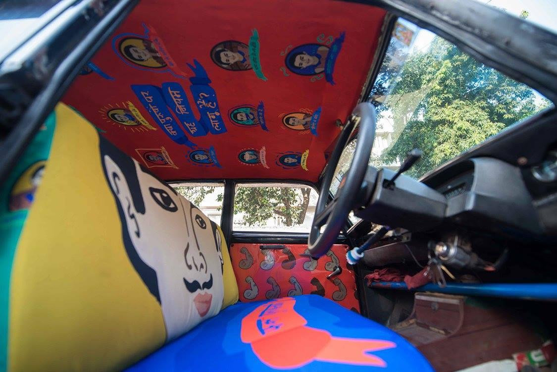 Roshnee Desai Mumbai Taxi
