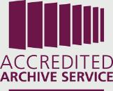 Logo for Accredited Archive Service